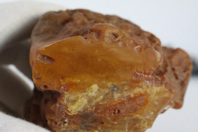 034 raw amber stone rock 322.4g for misbah 100% natural Baltic kahrab Polandi