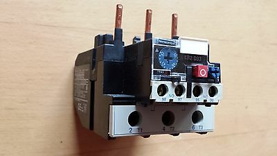 New Schneider/telemecanique Lr2 D3357 (37 - 50 A) Thermal Overload Relay,