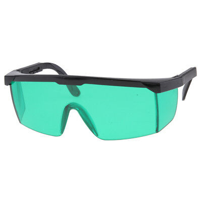 Safety Goggles Glasses Vented Eye Protection Lab Work Anti-Fog Eyewear Green