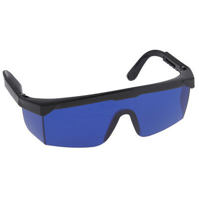 Safety Goggles Glasses Vented Eye Protection Lab Work Anti-Fog Eyewear Blue