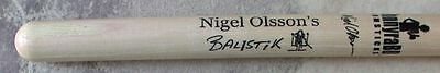 DISCONTINUED Nigel Olsson Signature Drumstick Balistik and ELTON JOHN Event Pass