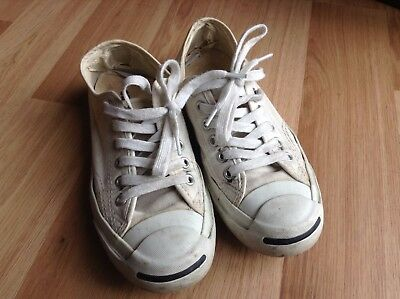 a6359ba923c96c VINTAGE BF GOODRICH JACK PURCELL US10.5 Made in USA 60s Sneakers 70s ...