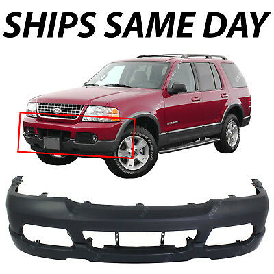 New Primered Front Bumper Cover For 2003 2004 Ford Mustang Cobra
