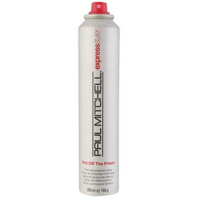 Paul Mitchell Express Style Hot Off The Press 6 Oz [Banana]
