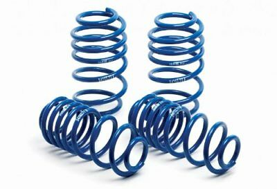 H/&R Sport Lowering Spring Kit For 13-16 BMW 320i 328i 335i 340i xDrive AWD F30