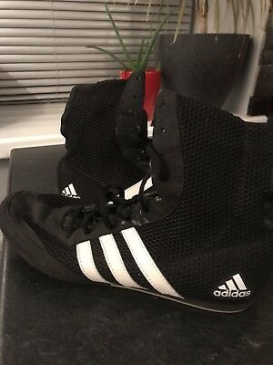 Size 10 Addidas Boxing Boots