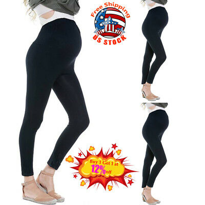 Maternity Pants Maternity Pregnancy Leggings Pregnant Women High Waist Trousers