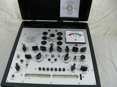 Hickok 750 Mutual Conductance Tube Tester - Calibrated - Near Perfect Specs*.*