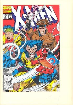 X-MEN #4 1ST NM- Omega Red, Weapon X, Deadpool, Wolverine