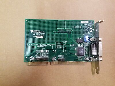 National Instruments NI AT-GPIB/TNT IEEE-488.2 181830E-01 Interface Card