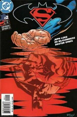 Superman / Batman (Vol 1) # 2 ( Vfn (Fast wie Neu Plus Dc Comics Orig. Us