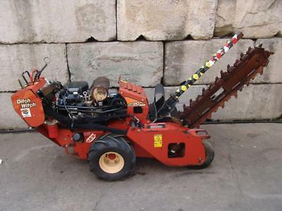 Ditch Witch Rt20 Walk Behind Trencher 20Hp Honda Motor Works Great #2