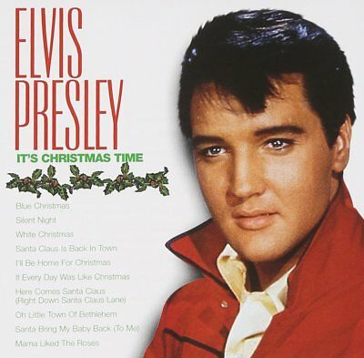 Elvis Presley - It's Christmas Time (CD) - New Factory Sealed