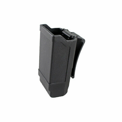 Tactical CQC Double Stack Mag Pouch Holster F Glock 9mm To .45 Caliber Magazine