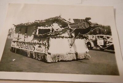 Mobil Oil Company Wadhams Oil Elks Convention Madison Wisconsin 1937 Picture