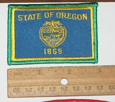 STATE OF OREGON patch OR Ore