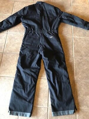 Walls  Insulated Work OVERALLS Brand new! Men's size medium Black color