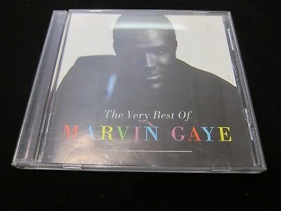 Marvin Gaye - The Very Best Of - Near Mint - NEW CASE!!!