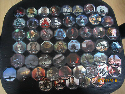 Star Wars Leclerc 2015 – Collection Complete