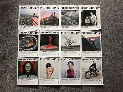British Journal of Photography Magazines 2013 - January to December