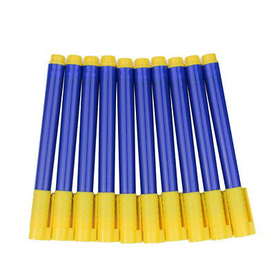 10PC Counterfeit Fake Forged Money Bank Note Checker Detector Tester Marker Pens