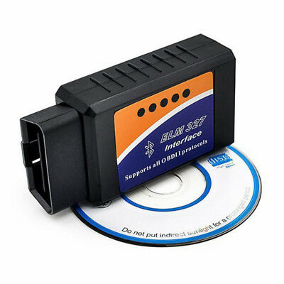 ELM327 WiFi Bluetooth OBD2 OBDII Car Auto Diagnostic Scanner Code Reader Tool
