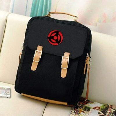 Naruto Travel Bag Itachi Uchiha Backpack School Bag For Women Fan