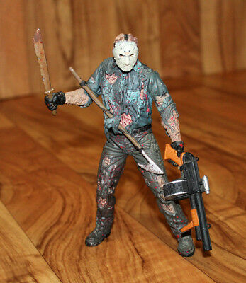 MOVIE MANIACS Friday The 13th Jason Goes to Hell VOORHEES Action Figure