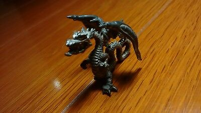 Very Detailed Dragon with Outstretched Wings (Pewter Statue)