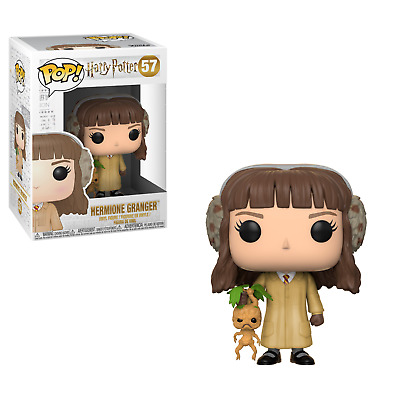 Figurine Funko Pop! Harry Potter 57 Hermione Granger Herbology 10cm