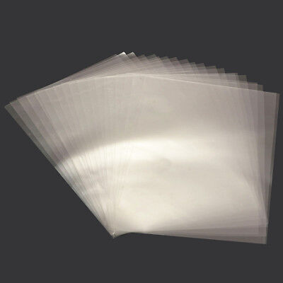 Transparent A4 Double Sided Adhesive Tape Sheet Clear DIY Craft Strong