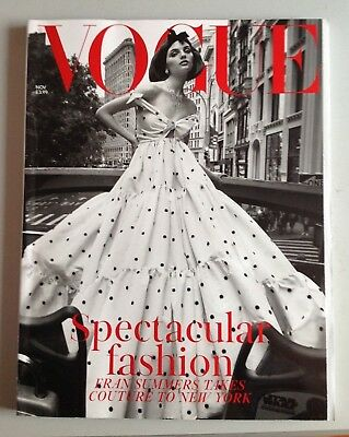 Vogue Magazine November 2018 Subscribers Issue   (A1924)