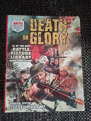 """BATTLE PICTURE LIBARY No 1 """"DEATH OR GLORY"""""""