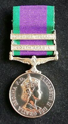 General Service Medal 1962 - South Arabia & Northern Ireland. RCT