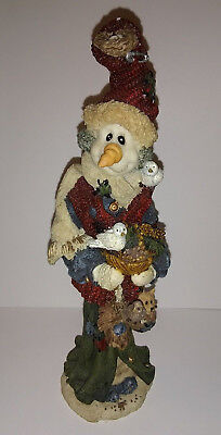 Boyds Bears & Friends Folkstone Collection ROBIN THE SNOWBIRD LOVER MInt!