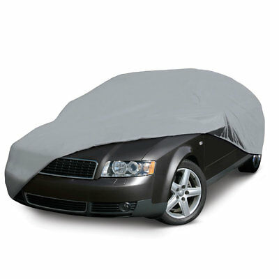 Elastic Hem NISSAN JUKE NISMO 13-ON Breathable Full Car Cover Double Stitched Seams Water Resistant