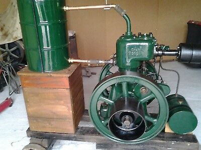 Lister L Type 5Hp Stationary Engine