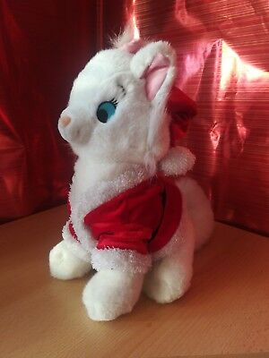 Disney Store Aristocats Marie Soft Toy Christmas Collectable Gift