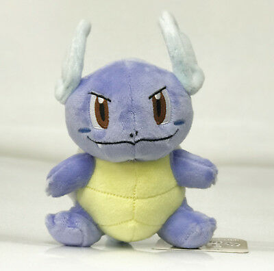 Pokemon Center Original Plush Doll Pokemon fit Wartortle (Kameil) 4521329244815