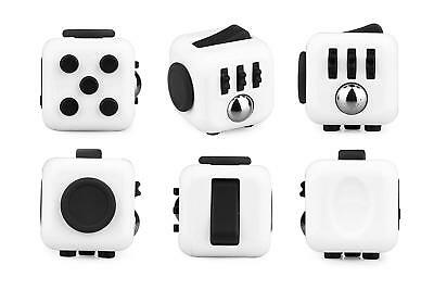 Fidget Cube Toy Anxiety Attention Stress Rellief for Anxiety - get 2 cubes in 1