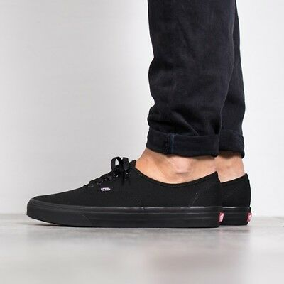 VANS AUTHENTIC Nuove Cod. Vn000Ee3Bka Col: Black Nero
