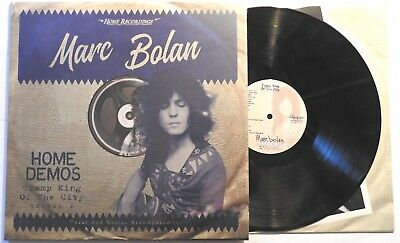 Marc Bolan / T.rex - 'tramp King Of The City' Lp - (Home Demos Volume 2) Sealed