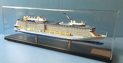 ANTHEM OF THE SEAS cruise ship MODEL ocean liner 1:900 scale by Scherbak