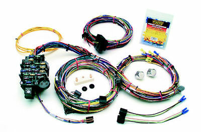 Painless Performance 20102 1969-74 GM Muscle Car Chassis Harness - 25 Circuits