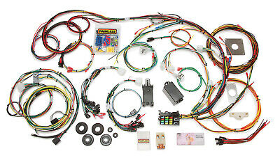 Painless Performance 20120 Direct Fit Mustang Chassis Harness 65-66 -22 Circuits