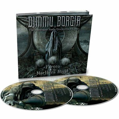 Dimmu Borgir 'Forces Of The Northern Night' 2 CD - NEW