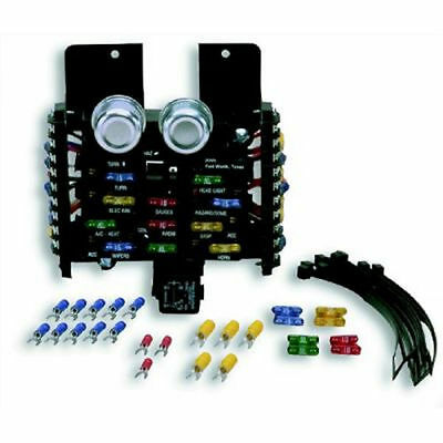 Painless Performance 30001 11-Fuse ATO Fuse Center