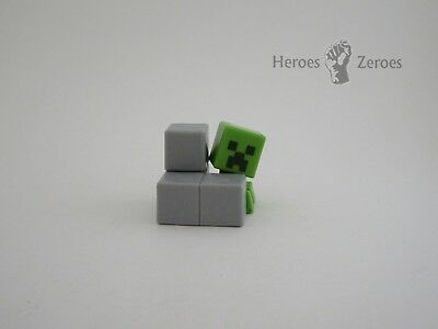 Minecraft Chest Series 3 HIDING CREEPER Sneaking Mystery Figure New 2017