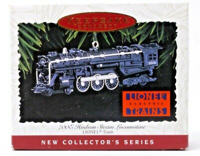 Hallmark Keepsake Lionel Hudson Steam Locomotive  5444
