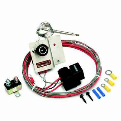 Painless Performance 30104 Adjustable Fan Thermostat w/Relay